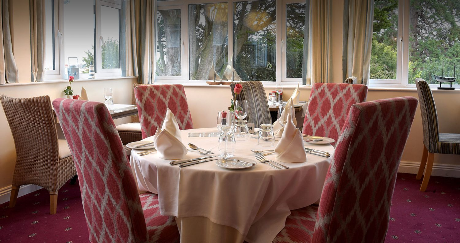 restaurant northfield hotel minehead, united kingdom