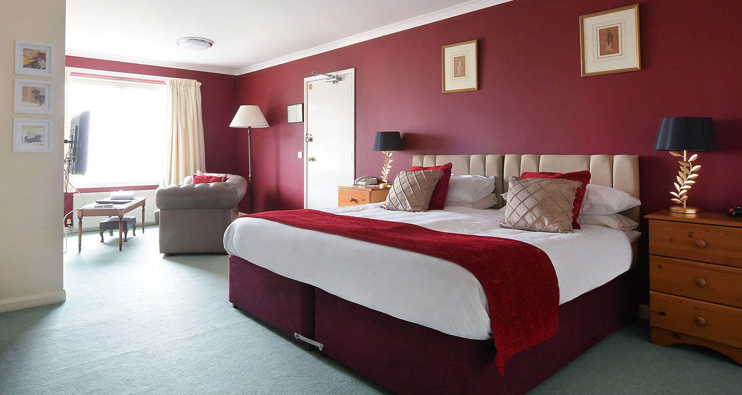 Rooms and Accommodation offered by Northfield Hotel, Minehead, UK